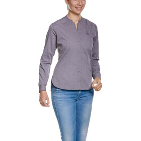 Tatonka Eldred LS-Shirt Women darkest grey